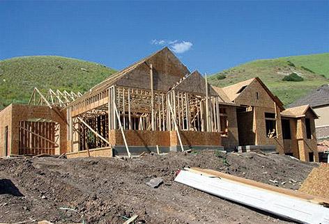 美国开发建房