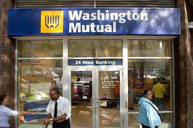 华盛顿互惠银行鼎盛时期在全美23个州拥有超过5400家金融分支机构