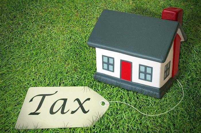 投资美国地产租金缴税