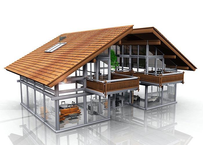 美国自建房建筑结构