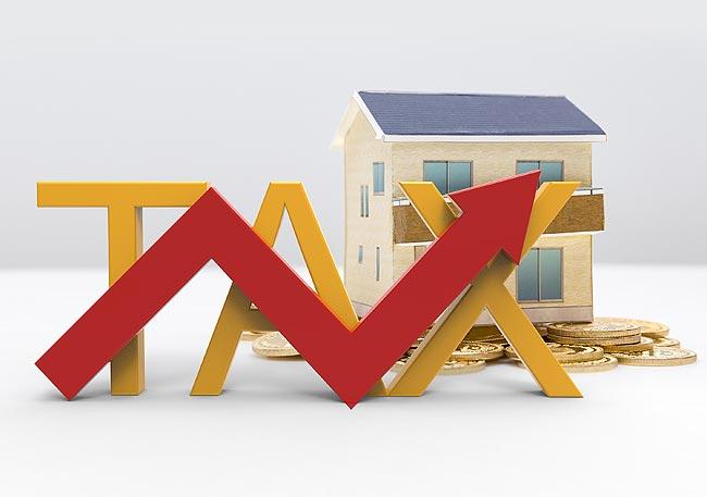 美国房产税交多少