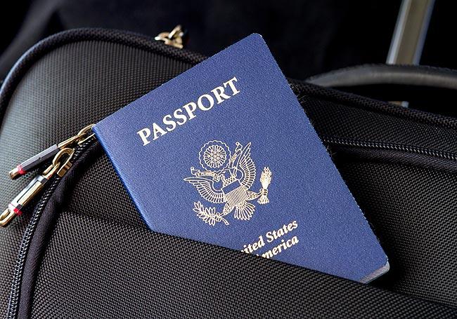 美国护照移民