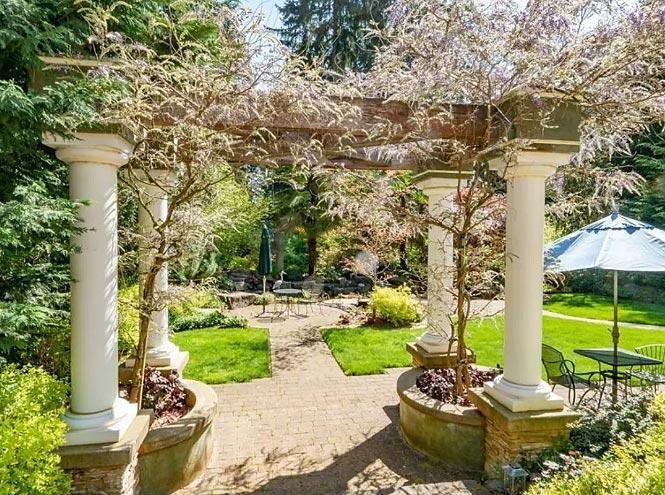 美国最著名的悬疑小说作家Jance改造的花园房产-11