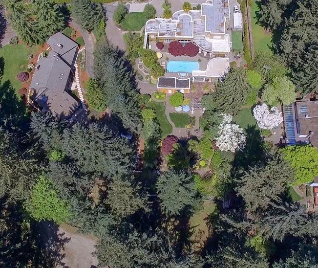 美国最著名的悬疑小说作家Jance改造的花园房产-3
