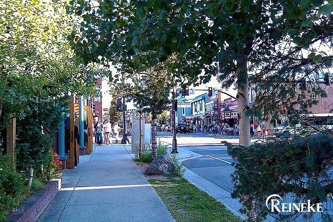 美国最惨长寿城市布雷肯里奇 Breckenridge