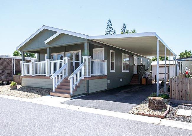 美国Mobile Home为贫困家庭解决住房短缺问题