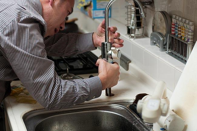 美国水暖维修
