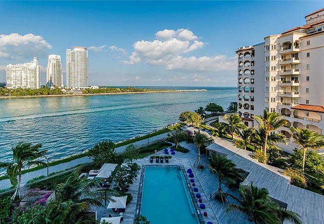 美国佛罗里达州迈阿密海滩房价