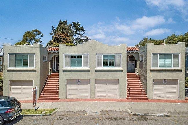 美国公寓住宅类型房产