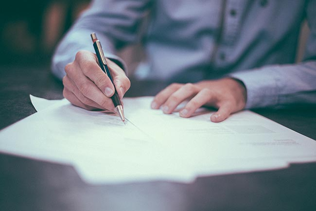 妥善保存的8个美国购买房地产文件(房产证)