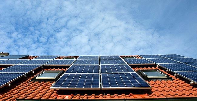 美国住宅家庭太阳能发电-2