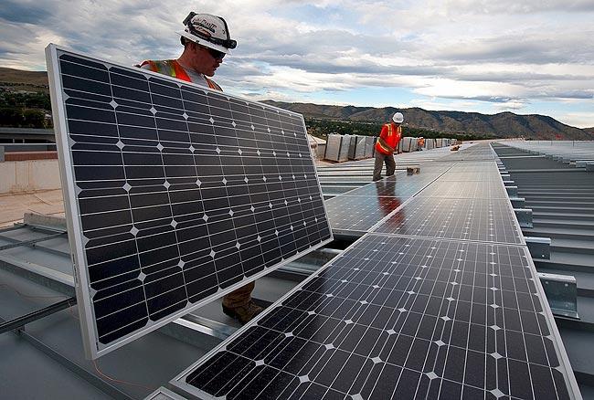 美国住宅家庭太阳能发电-3