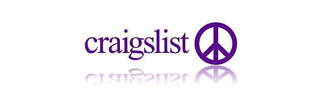 Craigslist二手网站