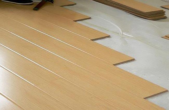 diy铺木地板