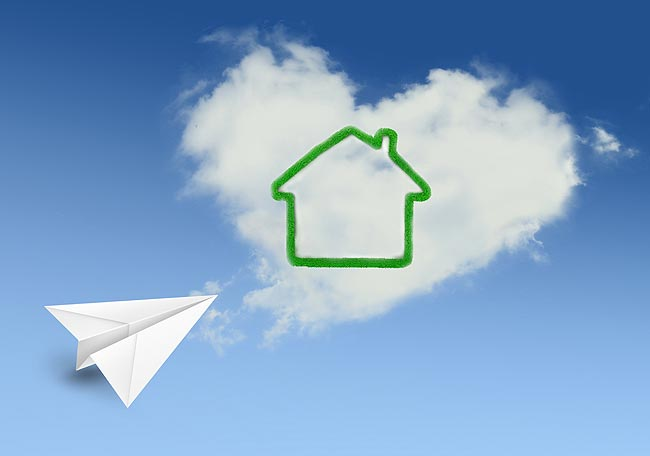 网络贷款为美国购房者提供融资优势
