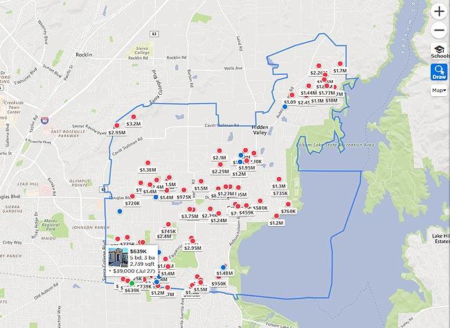 房产网站列表筛查,加减法精选你的美国房子