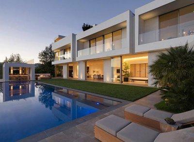 加州如梦般的豪华别墅