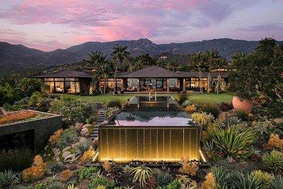 豪华的异域风情别墅设计