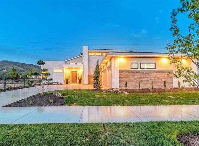 简约二层现代别墅设计