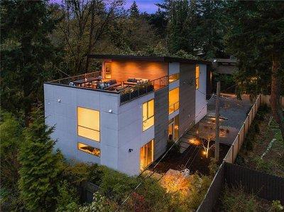 现代私人别墅外观设计