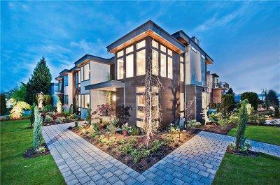 现代乡村风格简约小别墅设计