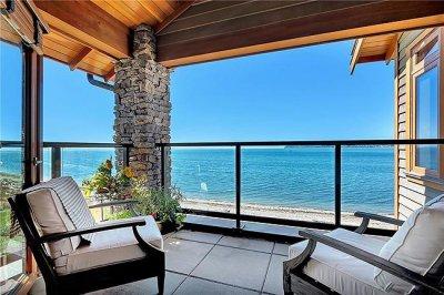 美式海景房别墅设计图
