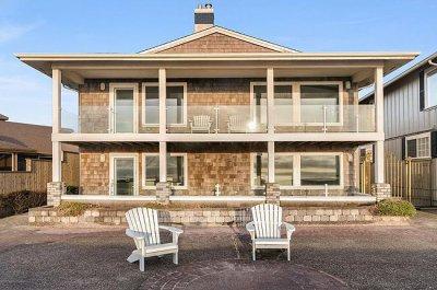 美式清新别墅外观和室内装修