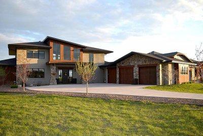 美式农场别墅设计外观